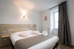 Le Relais Délys, Hotel  Saint-Rémy-sur-Durolle - big - 9