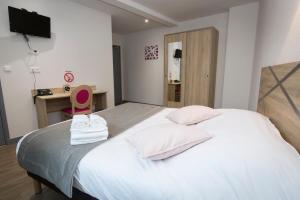 Le Relais Délys, Hotel  Saint-Rémy-sur-Durolle - big - 10