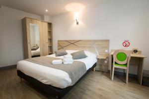 Le Relais Délys, Hotel  Saint-Rémy-sur-Durolle - big - 12