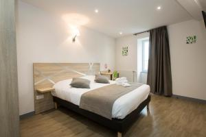 Le Relais Délys, Hotel  Saint-Rémy-sur-Durolle - big - 13