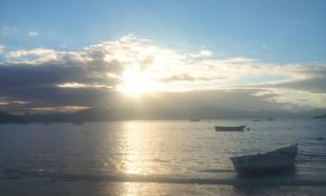 Tranquilidade Frente ao mar, Nyaralók  Porto Belo - big - 12