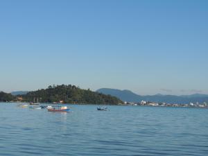 Tranquilidade Frente ao mar, Nyaralók  Porto Belo - big - 14