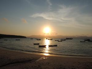 Tranquilidade Frente ao mar, Nyaralók  Porto Belo - big - 15