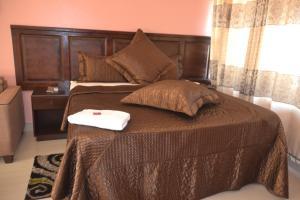 Sikalongo Lodge Highlands, Chaty v prírode  Livingstone - big - 26