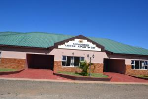 Sikalongo Lodge Highlands, Chaty v prírode  Livingstone - big - 7