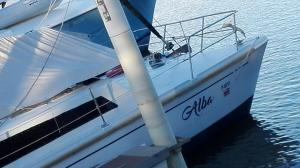 Catamaran Al Alba