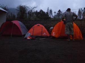 Business center Bali Volcano Camping