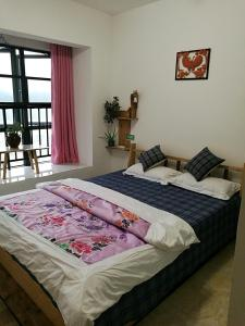 Lv Man Zuo Youth Hostel Zhi Bo Bu Yi, Hostelek  Lipo - big - 28