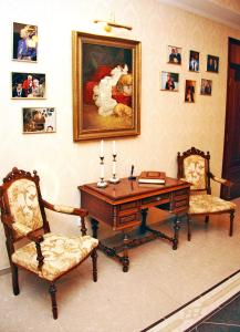 Отель Джинтама Галерея - фото 23