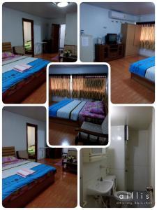 Condo Mueng Thong By Nuanlaong, Apartments  Ban Bang Phang - big - 2
