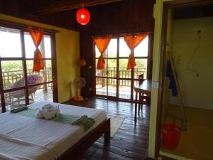 Ratanakiri Paradise Hotel & SPA, Hotels  Banlung - big - 34
