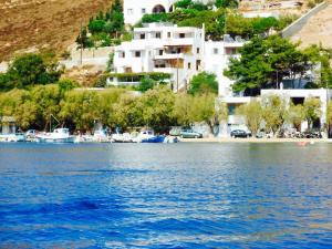 Alexandros Hotel, Hotels  Grikos - big - 32