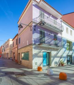PiazzaMercato Studios, Apartments  Olbia - big - 1