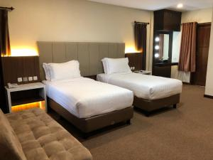 Grand Harvest Resort & Villas, Resort  Banyuwangi - big - 20