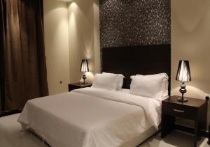 Drr Ramh Hotel Apartments 7, Aparthotels  Riyadh - big - 32