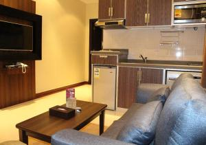 Drr Ramh Hotel Apartments 7, Aparthotels  Riad - big - 17