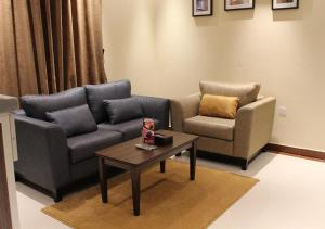 Drr Ramh Hotel Apartments 7, Aparthotels  Riyadh - big - 18