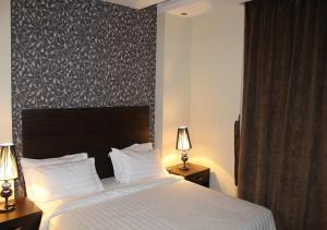 Drr Ramh Hotel Apartments 7, Aparthotels  Riad - big - 20