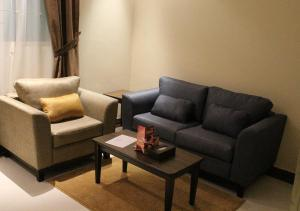 Drr Ramh Hotel Apartments 7, Aparthotels  Riad - big - 40