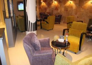 Drr Ramh Hotel Apartments 7, Aparthotels  Riad - big - 41