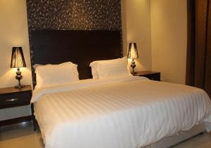 Drr Ramh Hotel Apartments 7, Aparthotels  Riyadh - big - 24