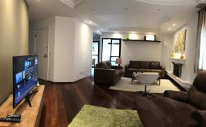 Apartamento Brooklin Excelente Localização, Апартаменты  Сан-Пауло - big - 1