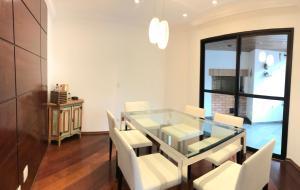 Apartamento Brooklin Excelente Localização, Апартаменты  Сан-Пауло - big - 14