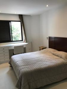 Apartamento Brooklin Excelente Localização, Apartmány  Sao Paulo - big - 8