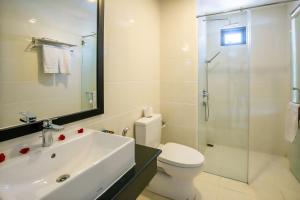 Ocean Haven Hotel, Hotely  Da Nang - big - 39