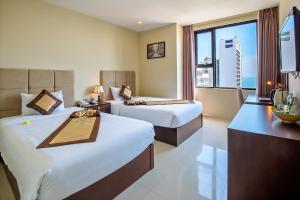 Ocean Haven Hotel, Hotely  Da Nang - big - 37