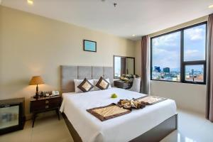 Ocean Haven Hotel, Hotely  Da Nang - big - 33