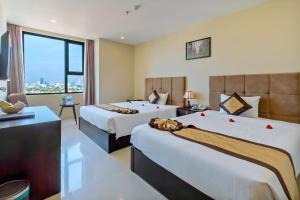 Ocean Haven Hotel, Hotely  Da Nang - big - 35