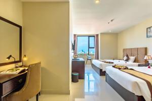 Ocean Haven Hotel, Hotely  Da Nang - big - 45