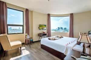 Ocean Haven Hotel, Hotely  Da Nang - big - 24