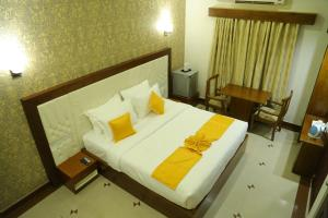 Hotel Keerthy Regency, Hotels  Jāmb - big - 23
