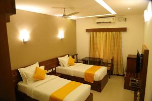 Hotel Keerthy Regency, Hotels  Jāmb - big - 24