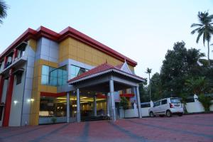Hotel Keerthy Regency, Hotels  Jāmb - big - 27