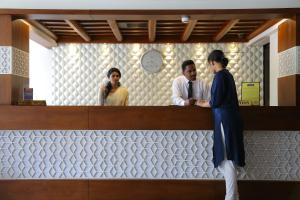 Hotel Keerthy Regency, Hotels  Jāmb - big - 28