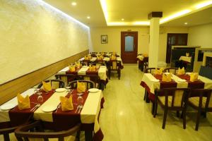 Hotel Keerthy Regency, Hotels  Jāmb - big - 33