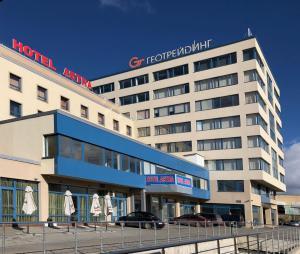 Hotel Astra, Hotel  Sofia - big - 1