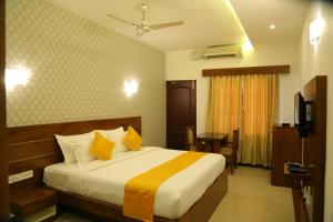 Hotel Keerthy Regency, Hotels  Jāmb - big - 3