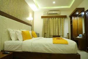 Hotel Keerthy Regency, Hotels  Jāmb - big - 9