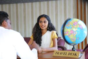 Hotel Keerthy Regency, Hotels  Jāmb - big - 17