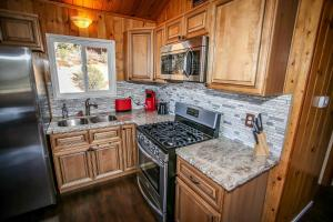 1626- Black Diamond Watch, Holiday homes  Big Bear Lake - big - 23