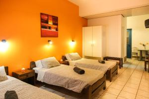 Happy Days, Apartmánové hotely  Malia - big - 45