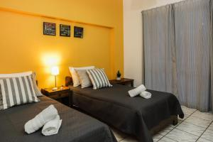Happy Days, Apartmánové hotely  Malia - big - 85