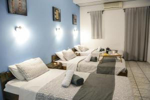 Happy Days, Apartmánové hotely  Malia - big - 81