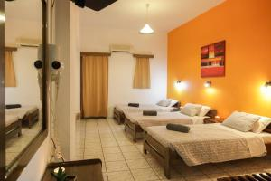 Happy Days, Apartmánové hotely  Malia - big - 76
