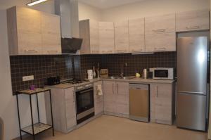 Flat 26, Апартаменты  Тбилиси - big - 23