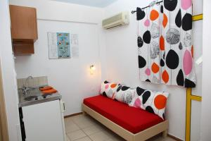 Happy Days, Apartmánové hotely  Malia - big - 75